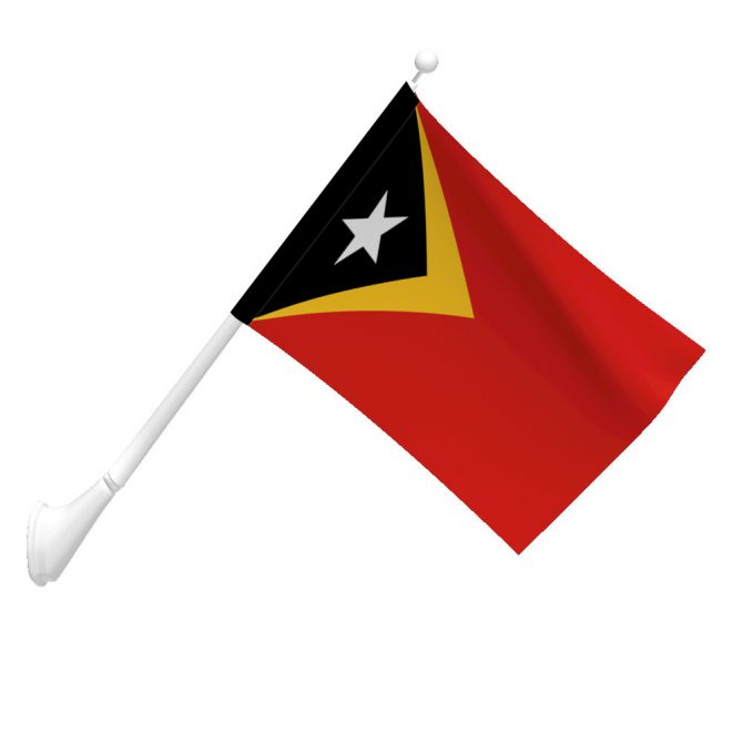 East Timor Flag