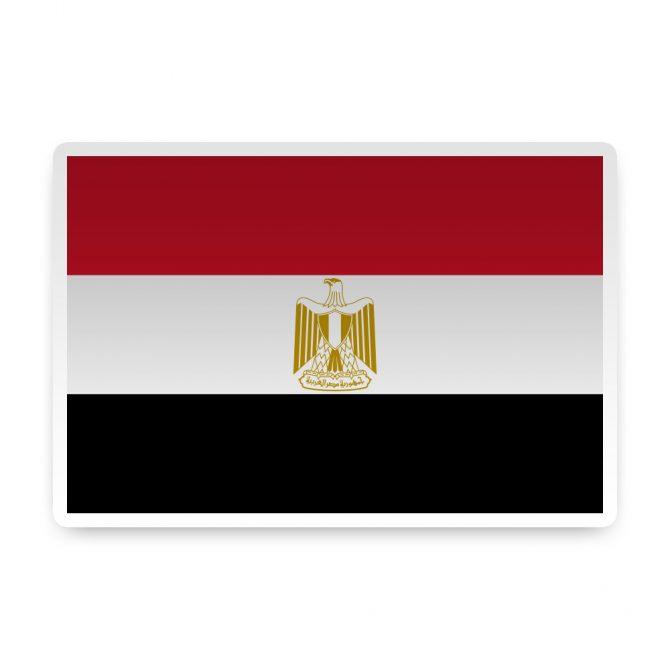 Egypt Sticker