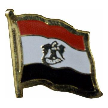 Egypt Flag Lapel Pin