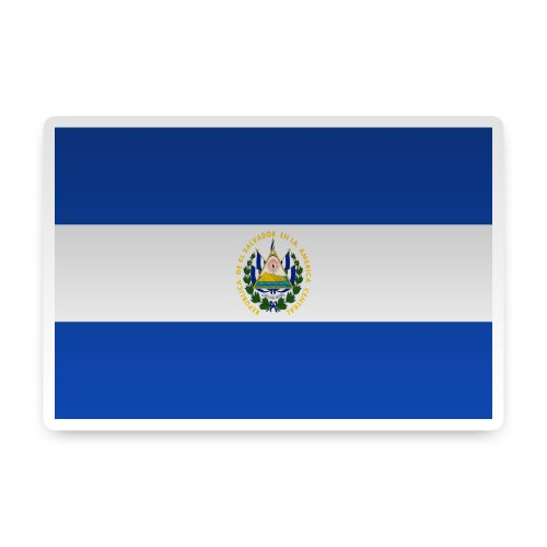 El Salvador Sticker