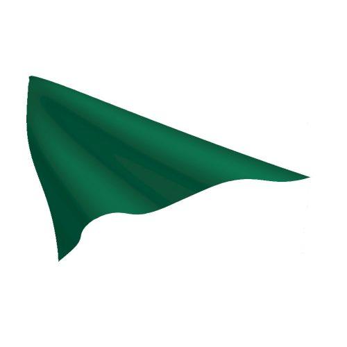 Emerald Green Pennant