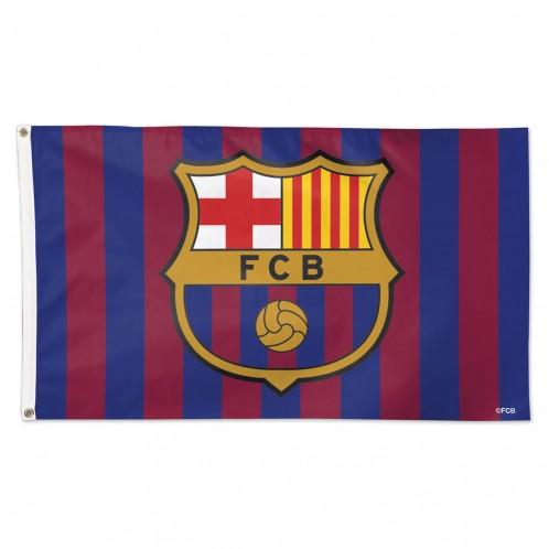 FC Barcelona Polyester Soccer Flag