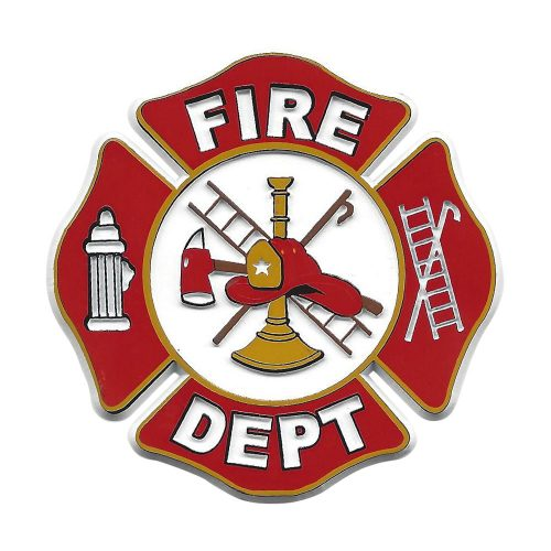 Fire Department Magnet