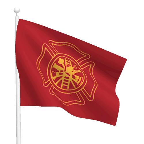 Firefighters Flag