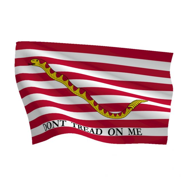 3ft x 5ft First Navy Jack Flag