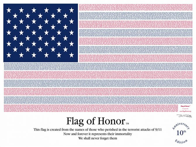Flag of Honor