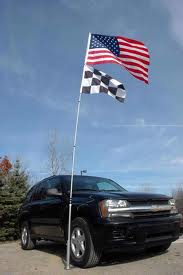 Flagpole To Go Kit (20' Pole & Base)