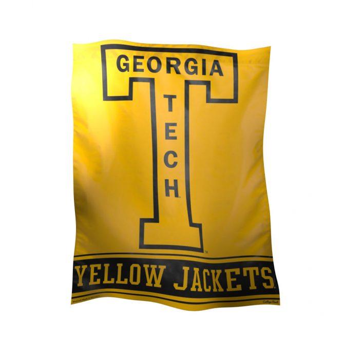 Georgia Tech Polyester Banner