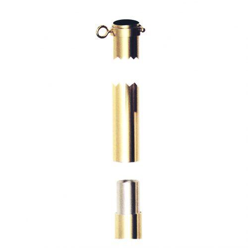 Gold Aluminum Flagpole