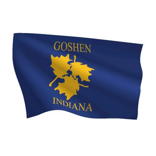 City of Goshen Flag