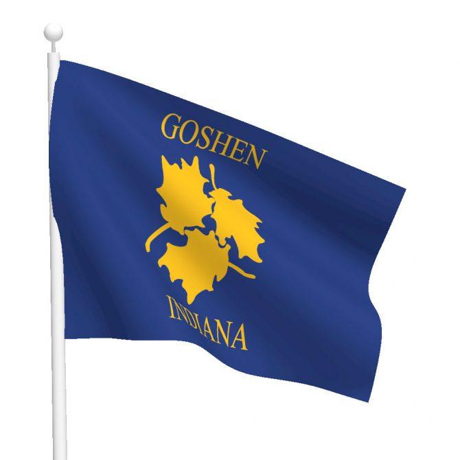 City of Goshen Flag