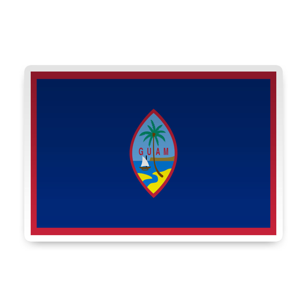 an overview of the guam flag Guam flag embroidered iron-on patch guamanian emblem united states territory brand new 50 out of 5 stars - guam flag embroidered iron-on patch guamanian emblem united states territory.
