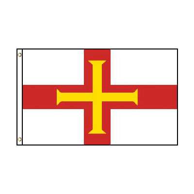 Polyester Guernsey Flag