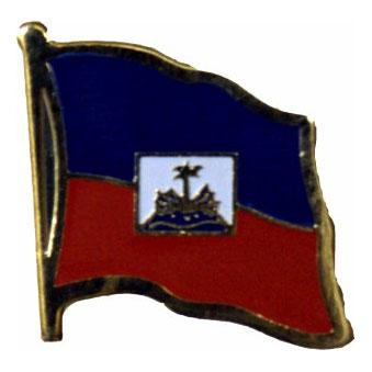 Haiti Flag Lapel Pin