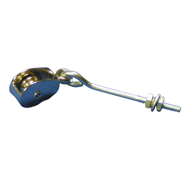 Small Flagpole Pulley