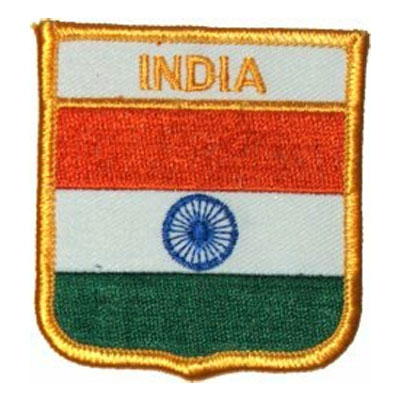 Flag of India Patch