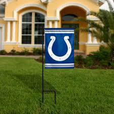 Indianapolis Colts Garden Flag