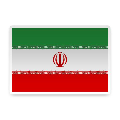 Iran Sticker