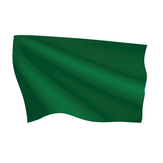 Irish Green Flag