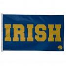 Notre Dame IRISH Flag