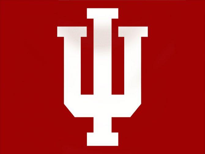 Indiana University Flag