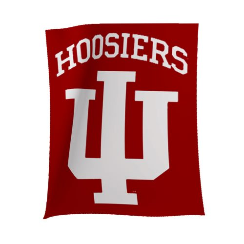 Indiana University Polyester Banner