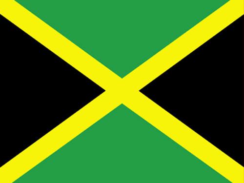 Jamaica Flag Heavy Duty Nylon Flag Flags International