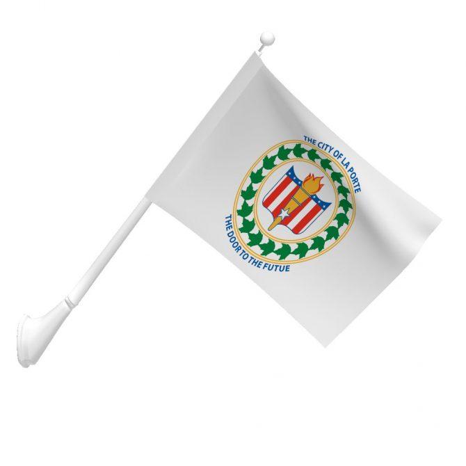 City of Laporte Flag