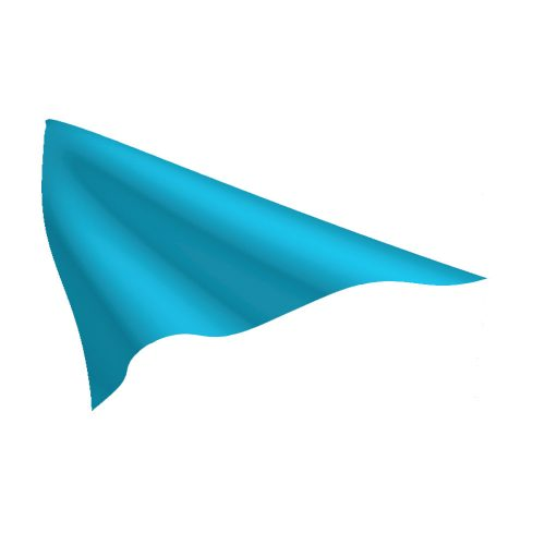 Light Blue Pennant