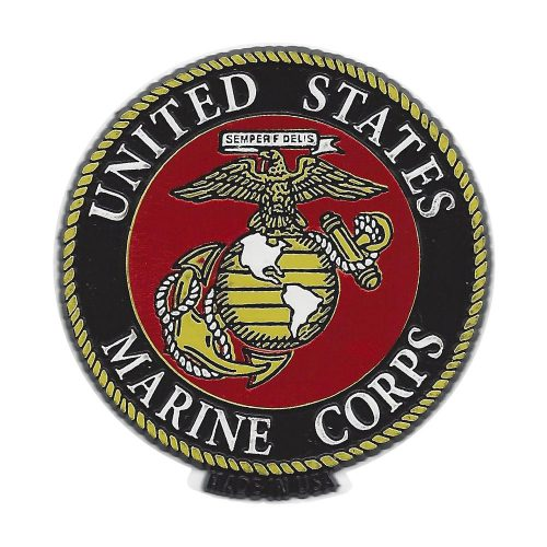 Marine Corps Seal Magnet