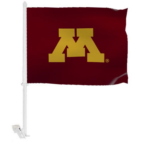 University of Minnesota Car Window Flag