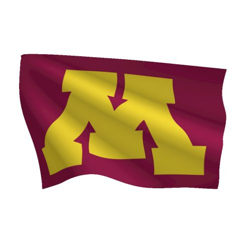 Minnesota University Flag