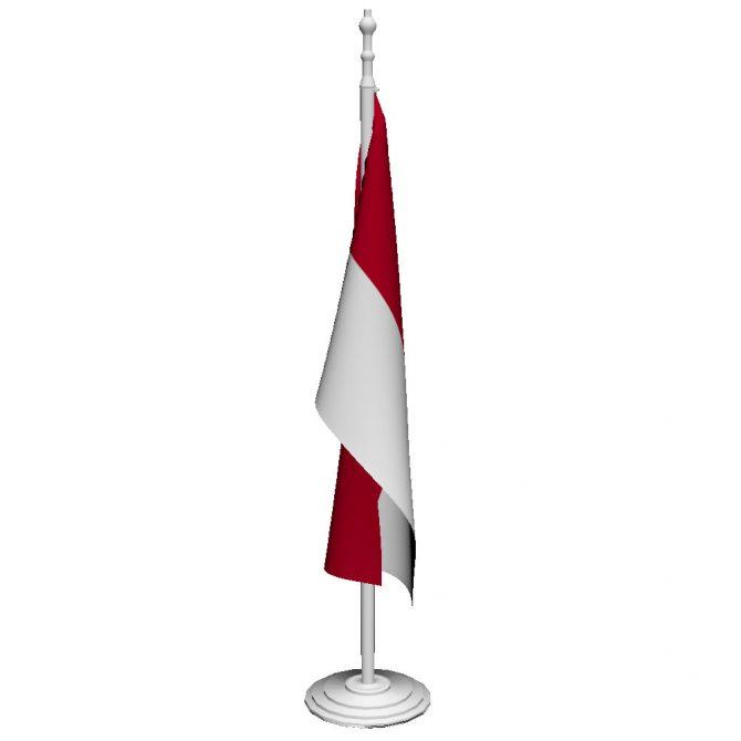 Monaco Flag
