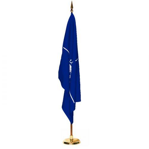 Indoor Nato Ceremonial Flag Set