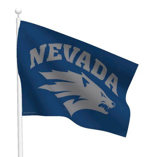 University of Nevada Flag