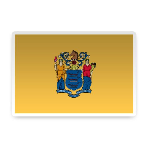 New Jersey Sticker