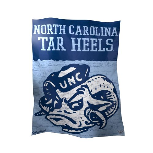 University of North Carolina Polyester Banner