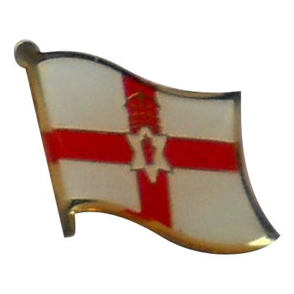 Northern Ireland Flag Lapel Pin
