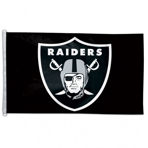Las Vegas Raiders Flag 3 X5 Polyester Flags International