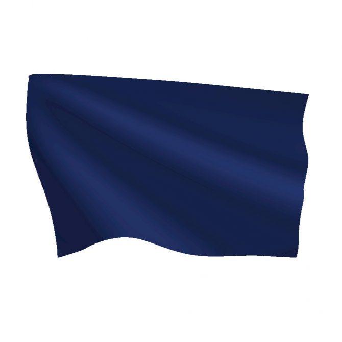 OG Blue Flag