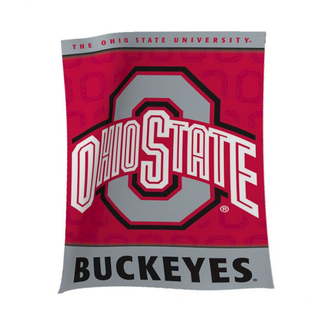 Ohio State University Polyester Banner