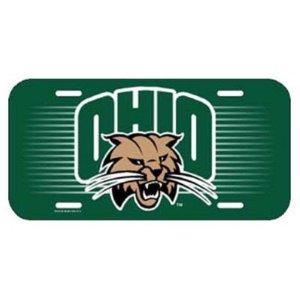 Ohio University License Plate