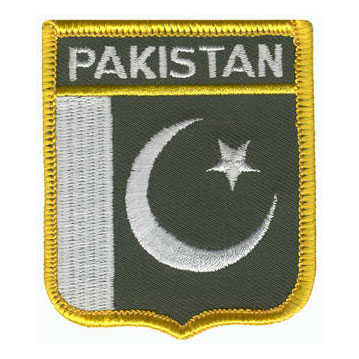 Flag of Pakistan Patch