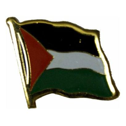 Palestine Flag Lapel Pin
