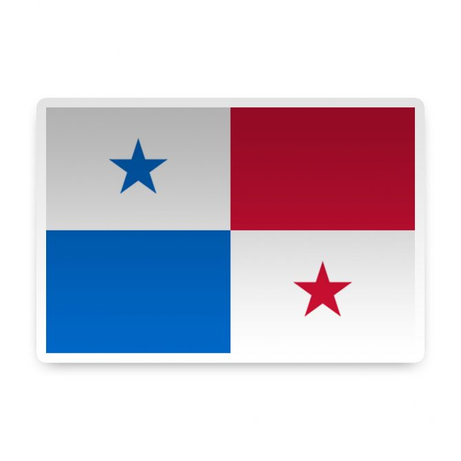 Panama Sticker