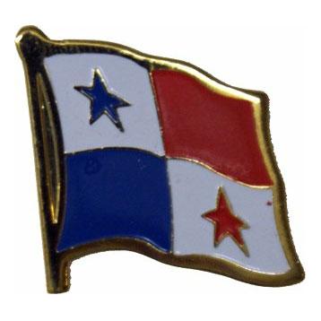 Panama Flag Lapel Pin