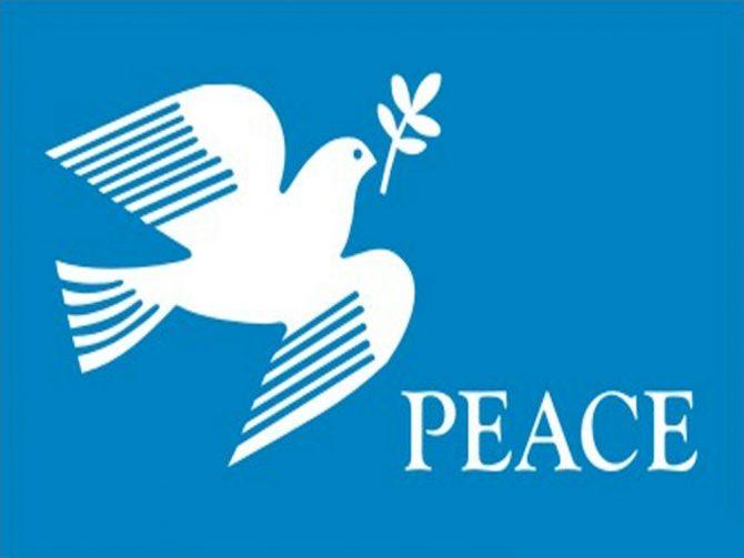 Peace Dove Flag