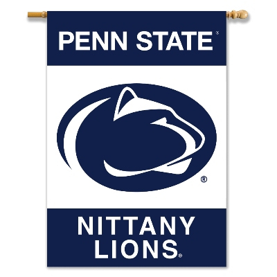 Penn State Nittany-Lions 2 Sided Banner