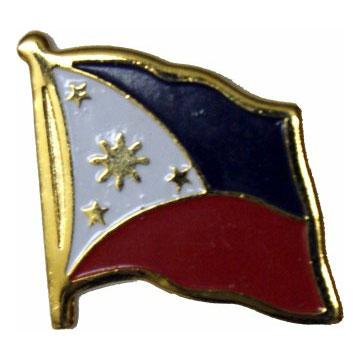 Philippines Flag Lapel Pin