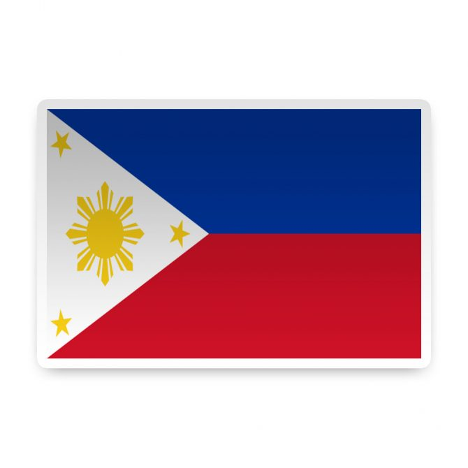 Philippines Sticker